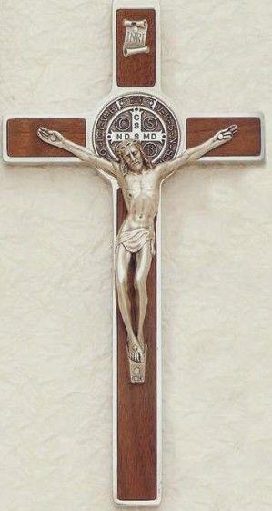 Prière de la croix de Saint Benoît - MonSeigneur et monDieu