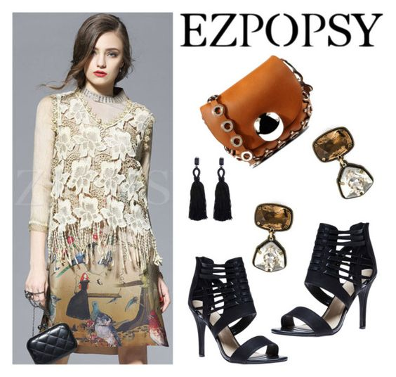 """Ezpopsy"" by ezpopsy-2016ez ❤ liked on Polyvore featuring Wet Seal, Lanvin, Emilio Pucci and Oscar de la Renta"