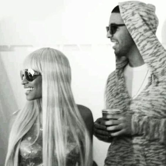 Nicki and Drizzy <3