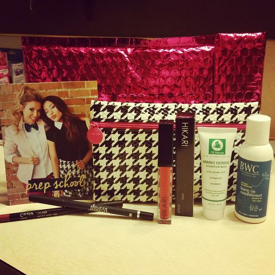August 2015 Ipsy bag #ipsy #subscriptionboxes #august2015