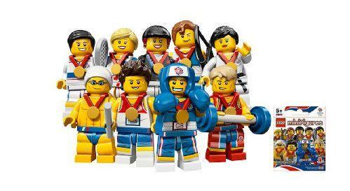 Olympic LEGO
