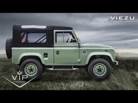 Land Rover Defender Restoration Before And After Land Rover Defender Land Rover Defender