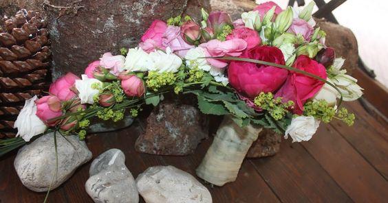 Fuchsia, freche Küche und vorwitzige Regentropfen...