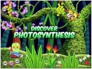 Science app for kids -- Bobo Explores Light.