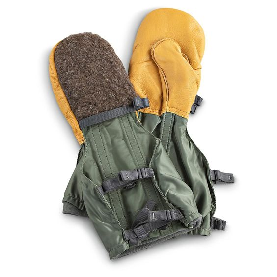 US Army Flyer Mittens