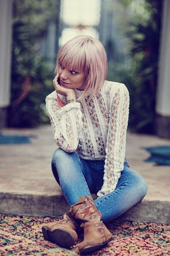 Lily Allen – VERO MODA Spring 2016 Campaign