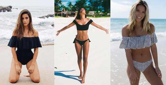 Moda praia verão 2019: como escolher o biquini ideal e as tendências da temporada