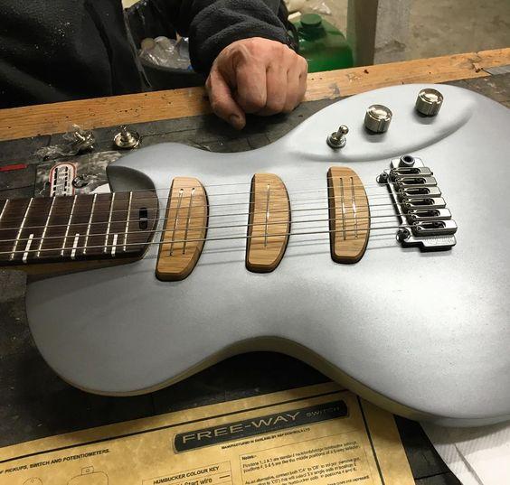 Alquier Guitars Ethiq