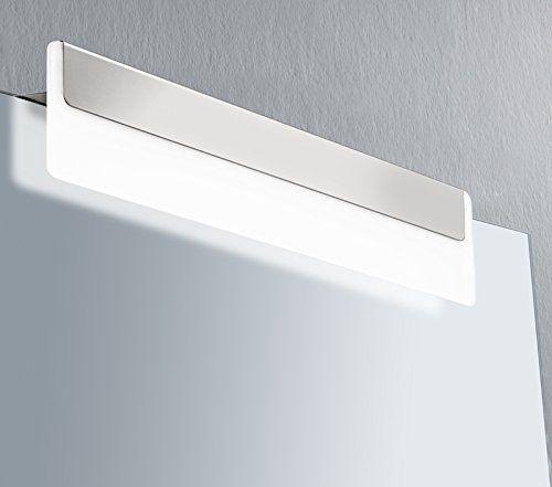 LED Lampe fŸr Spiegel - Badezimmer Beleuchtung - Karin S3 - http://das-lichtzentrum.de/led-lampe-fyr-spiegel-badezimmer-beleuchtung-karin-s3/  #EBIR #BadezimmerLampen