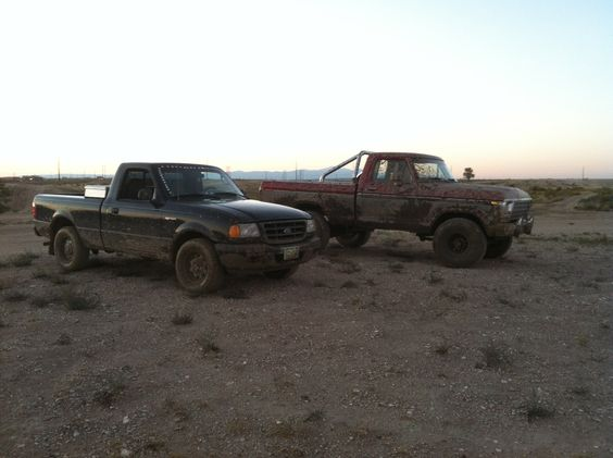 Nothin like mud on a truck<3