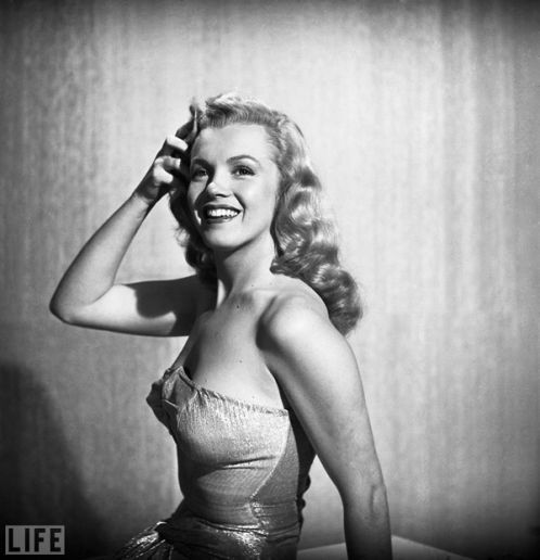 What does it take to become a star?  In the fall of 1948, Marilyn Monroe had just a few roles in box office flops on her résumé -- but LIFE photographer J. R. Eyerman apparently saw enough of a glimmer in the 22-year-old starlet to follow her through the showbiz training that promised to make her big.