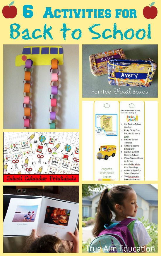 Calendar Ideas School : Crafts free calendar and back to school on pinterest