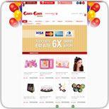 Loja Virtual de Artigos de Festas da Paes e Paes Festas