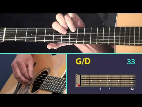 Hallelujah - A Fingerstyle Guitar Lesson. - YouTube