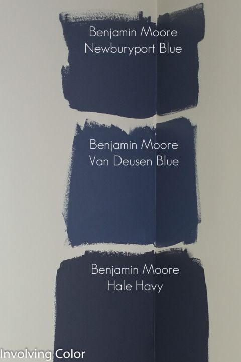 Benjamin Moore Navy Paint Color Ideas For The Home