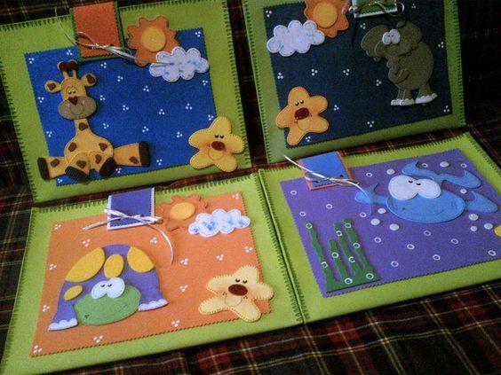 Carpetas de ni os carpetas manualidades pinterest for Carpetas para jardin de infantes