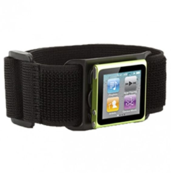 outfitYOURS.com - Griffin Dash Armband for iPod nano 6th Generation - Black, $19.95 (http://www.outfityours.com/griffin-dash-armband-for-ipod-nano-6th-generation-black/)