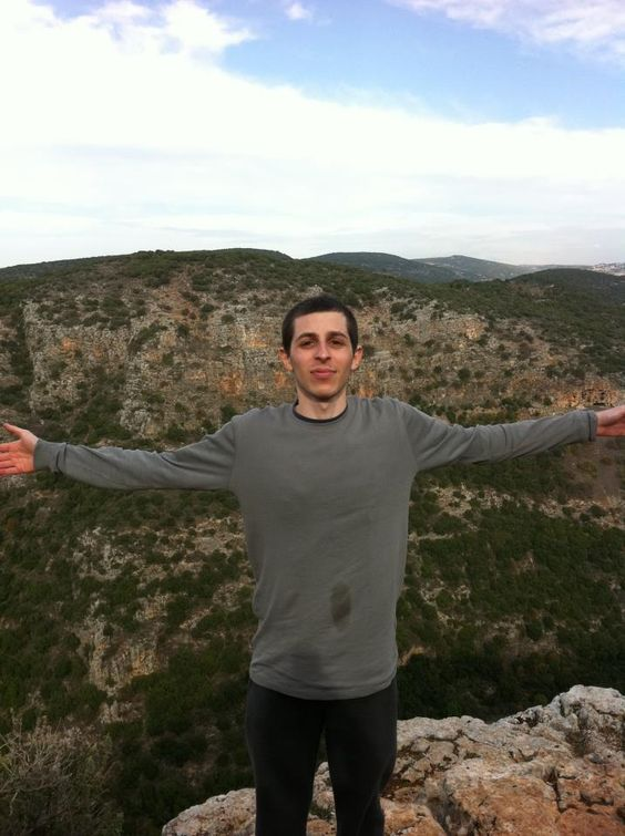Gilad Shalit. Home again!