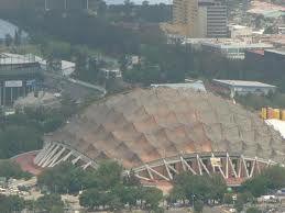 Palacio de los Deportes, D.F; Mexico