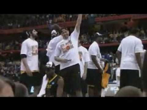 "John Flowers does ""the John Wall"" after defeating UK in the NCAA Tournament"