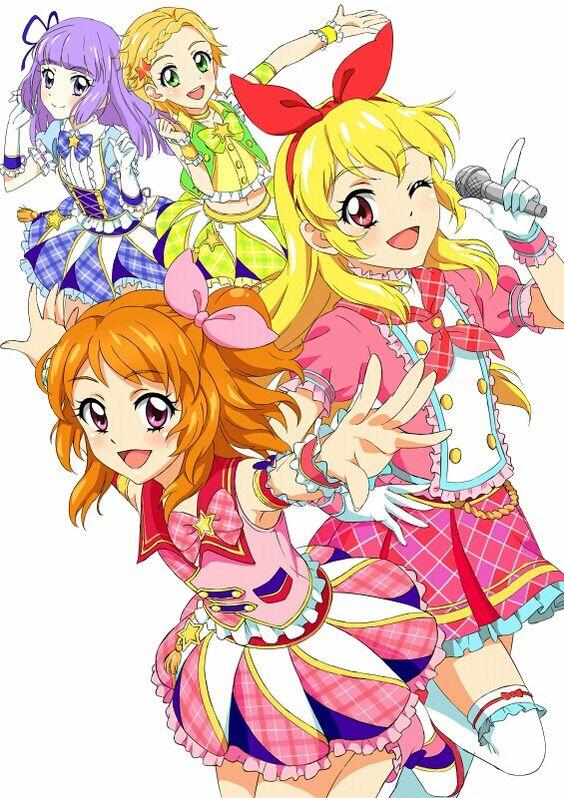 aikatsu! lovely ichi 3 but hate akari.. TvT Aikatsu