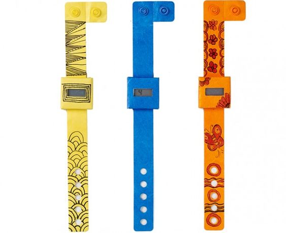 Paint Your Own Watch - Awesomebaby.co.uk