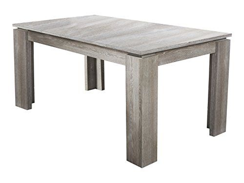 Maisonnerie 1100 162 80 table de salle manger extensible for Table extensible 80