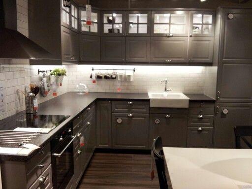 Method køkken ikea Huskeliste Pinterest Kitchens - landhausstil modern ikea