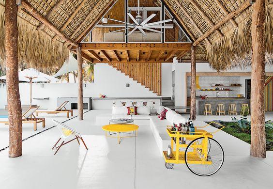 Casa de playa / Arq. José Roberto Paredes / El Salvador