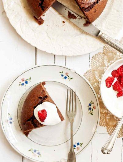 Bolo de chocolate sem farinha http://chefratatui.blogs.sapo.pt/bolo-de-chocolate-sem-farinha-39031?view=13431#t13431