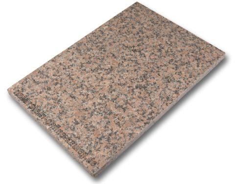 Terrassenplatten Granit Rot G562 60 X 40 X 3 Cm Terrassenplatten Granit Terrasse