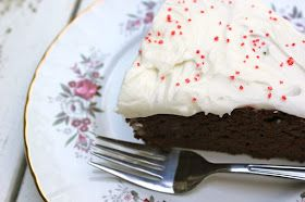 Taste Buds: RPI: Mission Beets - Beet Chocolate Cake with Homemade Vanilla Icing