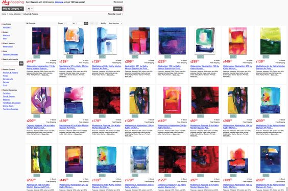 "My art can now be found at ""My Shopping""! ... http://www.myshopping.com.au/PT--170_Artwork_Posters?Find=kathy%20morton%20stanion"