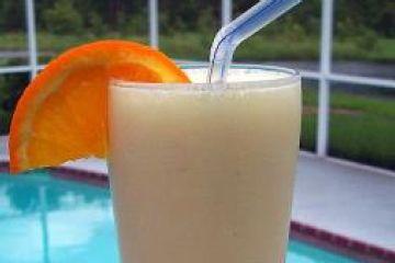 Orange Julius-Style Drink