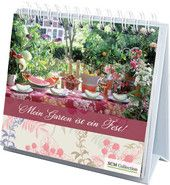 Dieser blütenbunte Tischaufsteller ist ein gelungenes Geschenk für alle, bei denen mit den Blumen auch die Laune aufblüht! Zitate voller Lebenslust und Gärtnerfreude, farbenfrohe Fotos aus dem Grünen und fröhliche Ornamente verleihen ihm einen einzigartigen Charme. Ideal auf dem Schreibtisch, in der Küche, auf dem Nachttisch oder im Gartenhäuschen!