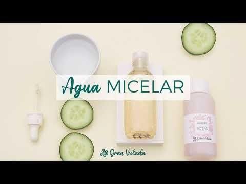 Agua Micelar Youtube Agua Micelar Recetas De Belleza Natural Recetas De Belleza