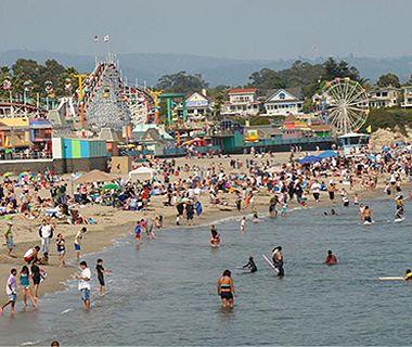 Best Beach Weekend Getaways: Endless Summer in Santa Cruz
