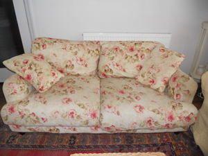 large, low 2 seater sofa   eBay