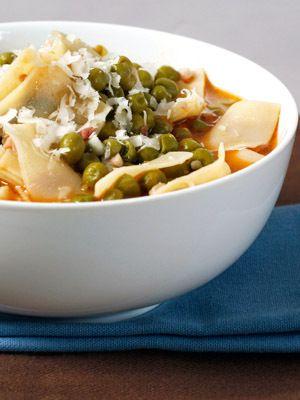 Recipe pasta, Pasta and Squares on Pinterest