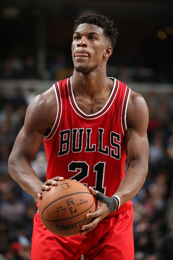 2014-15 Bleacher Report Most Improved Player of the Year Jimmy Butler
