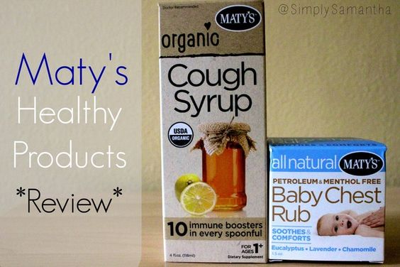 Maty's Health Products Review