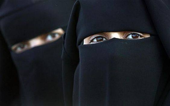 7.7.16 -A new burka ban has been enforced in a Swiss canton, with two people already being fined for defying it.