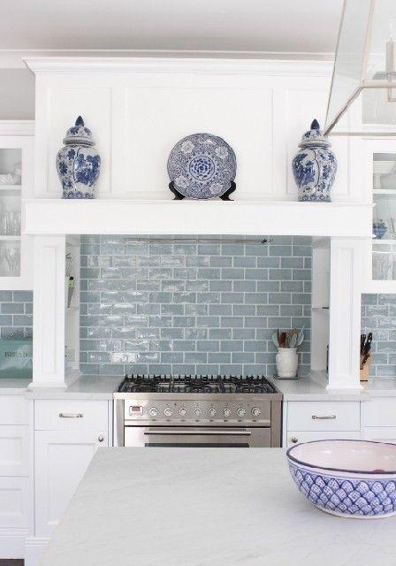 Top Best Blue Grey White Kitchen Design Ideas 3 Kitchen Design