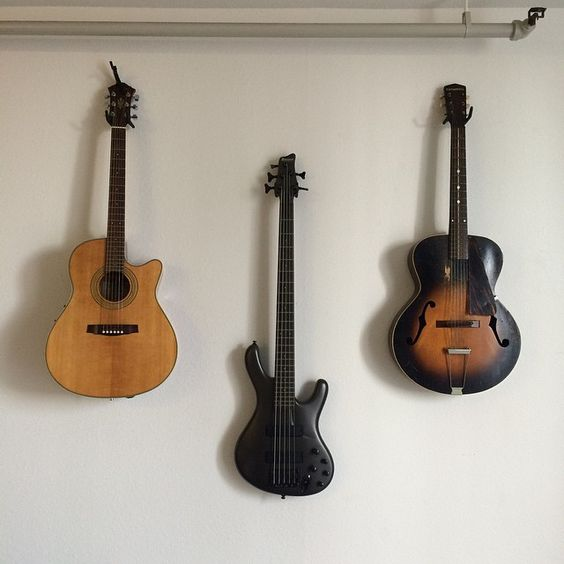 Inspired by those around me #musiclover #beinspired #guitars #explore #homedecor #mancave  #nofilter #picmeup