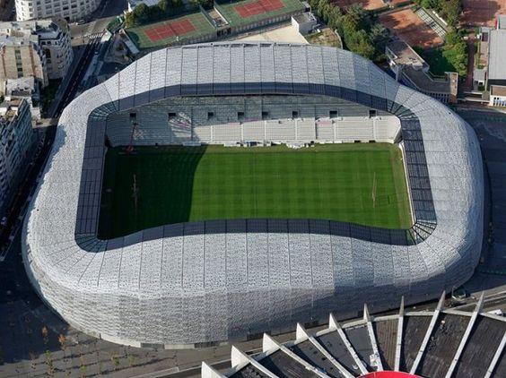 Stade Jean Bouin   Joran Briand - [Moule réalisé par Techni-Moulage]