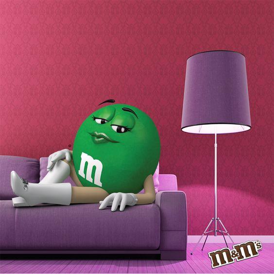 M&M's Mexico - Descanso + Pelis + M&M's® = tarde de Domingo.