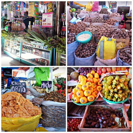 Marché San Camilo - Arequipa