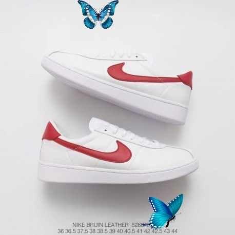 Nike Bruin White Red,670-160 FSR