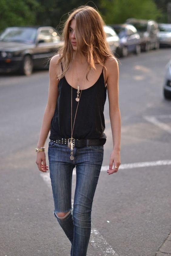 Rock Style Rock Roll And Style On Pinterest