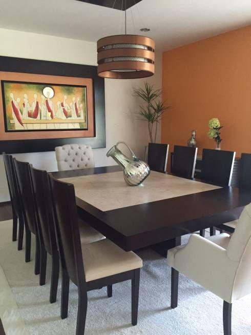 8 Cores Para Pintar As Divisoes Da Sua Casa Ficarao Sensacionais Homify European Home Decor Dining Room Design Home Decor